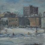 Blandina, Snow Banks