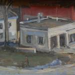 Gas Station 1980